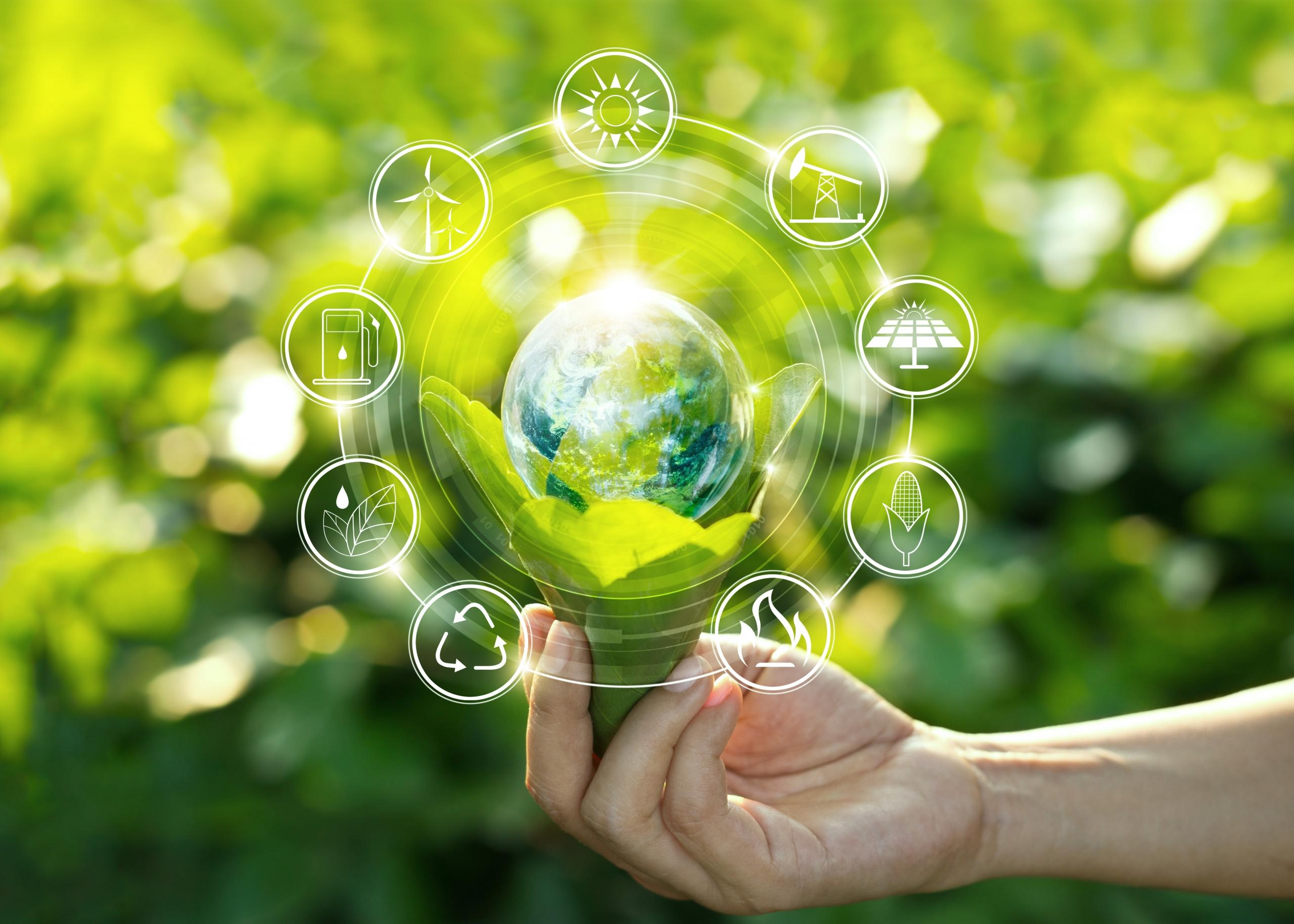 ABGESAGT - Es gibt keinen Planet B – Nachhaltiges Wirtschaften auf der Erde